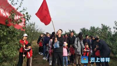钟祥市21世纪双语幼儿园社教实践活动丰富多彩