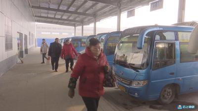 钟祥春运运行八天, 安全平稳有序运送旅客16万人次!