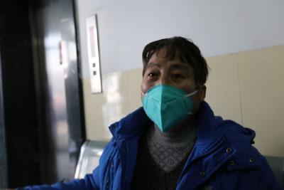 武汉首例治愈重症患者:在ICU不敢闭眼,怕自己再也醒不来