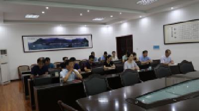 钟祥市委组织部开展《民法典》知识专题辅导