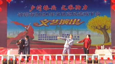 长滩镇:喜逢重阳节 欢歌颂党恩