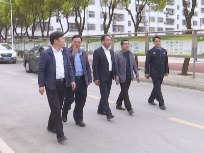 杨剑调研综合治理电信网络诈骗违法犯罪工作