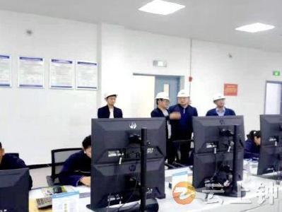 钟祥市双河镇开展危险化学品企业安全生产检查
