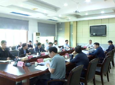 钟祥市召开政府性债务管理领导小组2021年第三次会议