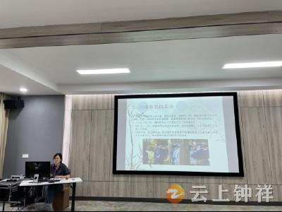 """党史""""我""""来讲  钟祥市委党校春季主体班创新学习形式学党史"""