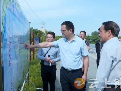 """柴湖创建""""四好农村路""""省级示范乡镇接受省级考评"""