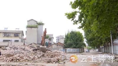 月底清零!襄汉路、石城西路已完成征收拆迁任务80%