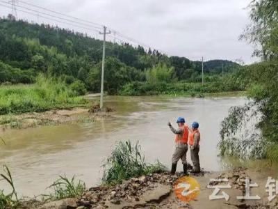 """钟祥:""""电保姆""""贴心护航灌溉用电安全"""