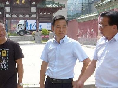 官宣!元佑宫、兴王府整体资产移交至明显陵管理处!