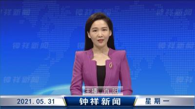 钟祥新闻2021年5月31日