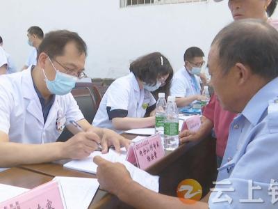 钟祥市人民医院:健康送到家门口 义诊服务践初心
