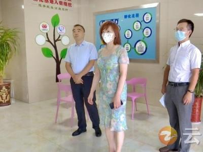 民政部社会组织管理局调研钟祥社会组织管理服务工作