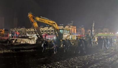 阳新鹏富矿业20名员工驰援武汉火神山医院建设
