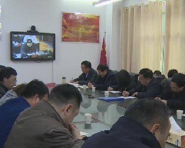 """宜昌市部署""""两会""""期间安全生产工作"""