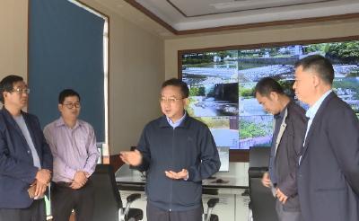 县长曹宏伟深入重点区域开展安全生产检查工作