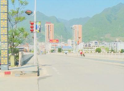 丰邑坪大桥周三晚上9点至次日6点将全封闭施工