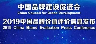 【壮丽七十年 奋斗新时代】 兴发集团入选2019中国品牌价值50强