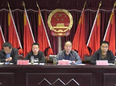 水月寺镇开展第二十个党风廉政宣教月活动