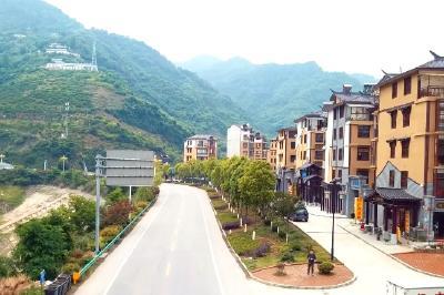 全域绿化:景镇村融合发展  打造魅力昭君
