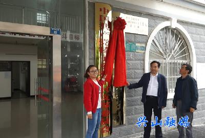 榛子乡和平村股份经济合作社挂牌成立