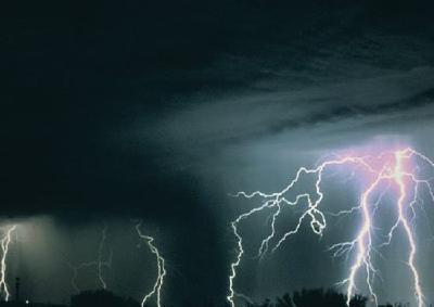 注意!兴山将有雷电天气!