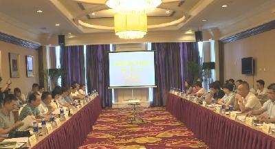 """""""昭君和亲路""""旅游联盟座谈会在呼和浩特市举行"""