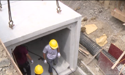 地下综合管网改造升级 筑造城市民心工程