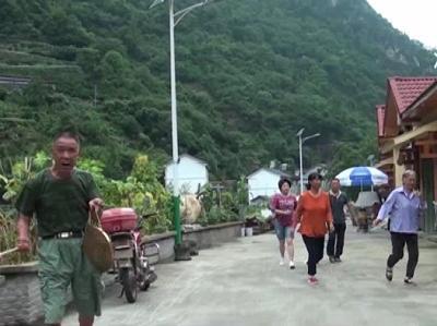 南阳镇开展突发性地灾应急演练