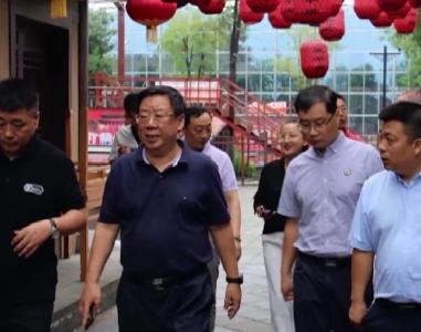 昭君文化研究又添生力军 陕西省大汉宣平里景区入驻昭君文化旅游联盟