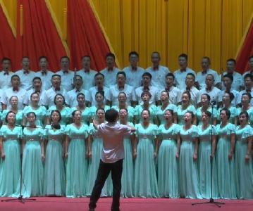 我县庆祝新中国成立70周年歌咏比赛复赛结果出炉