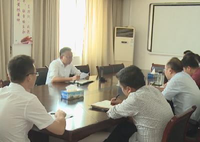 县长曹宏伟督导安全生产和安全稳定工作