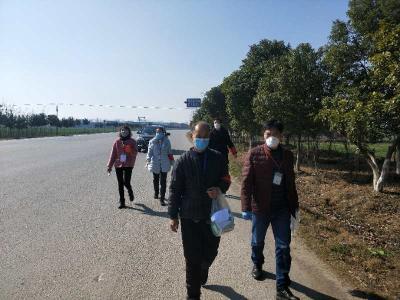 三峡土家族村:贫困户主动抗疫护家园