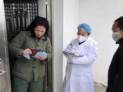 硬核担当战疫情——沙洋县李市镇联盟村抗击新冠病毒纪实