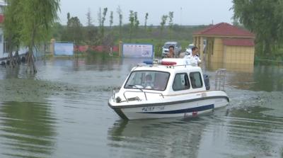 沙洋县开展长湖水域执法检查行动  严守长江禁渔底线