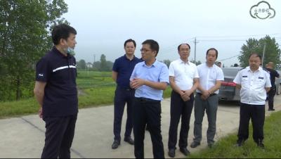 省农业农村厅来沙开展对口联系市州长江禁捕退捕建档立卡调研活动
