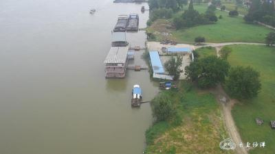 无人机巡航 热成像追踪 汉江沙洋段禁捕再增新手段