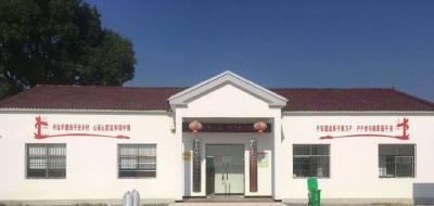 """荆门市首个""""平安乡村""""综治监控平台建成交付使用"""