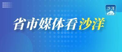 """【省市媒体看沙洋】绣花功夫丨湖北沙洋:贫困户当起""""网红主播"""""""