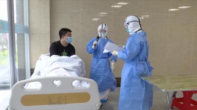 沙洋县组织开展2020年新冠肺炎疫情应急处置演练