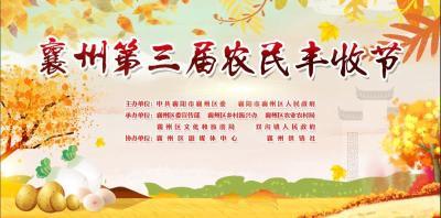 2020襄阳市襄州区第三届农民丰收节