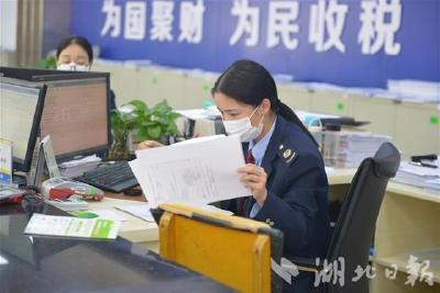 县税务局:优化营商环境,助企业减负拓路