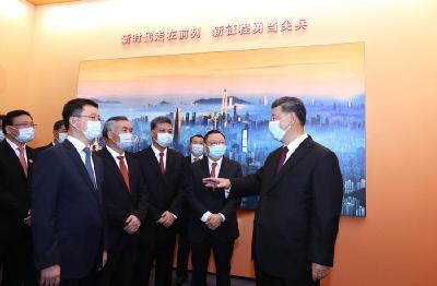 第一观察|总书记深圳讲话中,还有一个要点值得关注