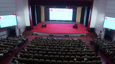 荆门市委宣讲团赴沙洋县宣讲党的十九届五中全会精神
