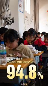 说到做到!12组数据看中国减贫奇迹
