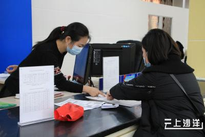 """【媒体聚焦】沙洋县对大学生 开展实习实训为就业""""铺路"""""""