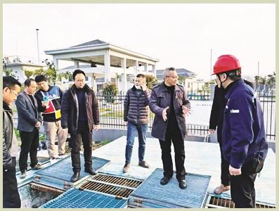【媒体聚焦】市生态环境局沙洋分局—— 打造环保标杆企业 助推区域绿色发展