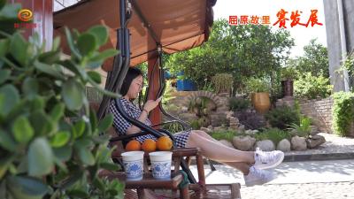 """杨家龙:""""卖""""风景 兴产业"""