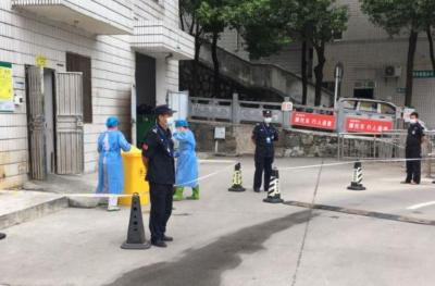 秭归县人民医院演练医疗废物泄露应急处置