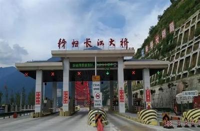 秭归长江大桥收费站ETC系统并入全国收费系统