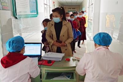 """水田坝乡:""""两癌""""筛查为女性健康保驾护航"""